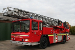 Camiva Turntable Ladder