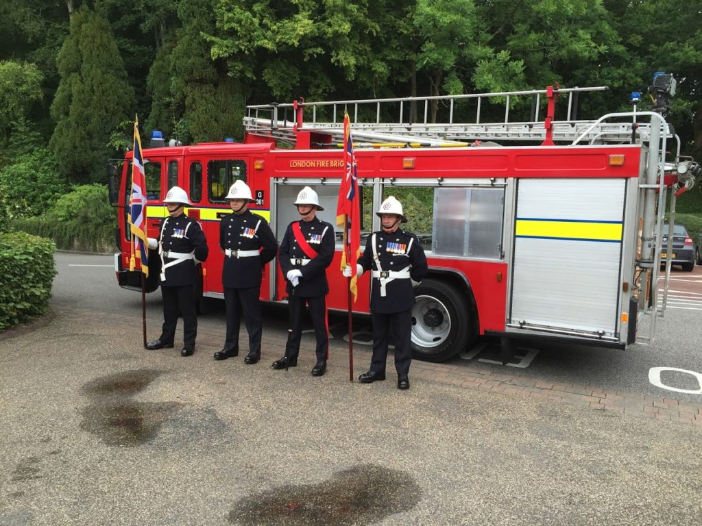 Fire Engine Funeral Hire